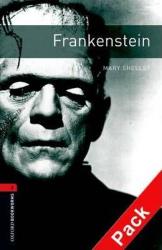 BKWM 3rd Edition 3: Frankenstein with Audio CD (книга та аудіо) - фото обкладинки книги