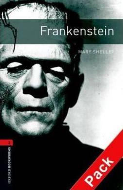 BKWM 3rd Edition 3: Frankenstein with Audio CD (книга та аудіо) - фото книги
