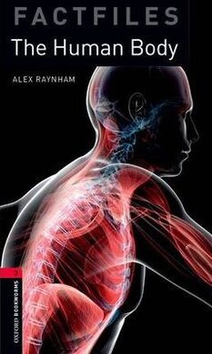 BKWM 3rd Edition 3: Human Body Factfile with Audio CD (книга та аудіо) - фото книги