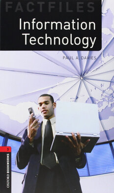 BKWM 3rd Edition 3: Information Technology Factfile - фото книги
