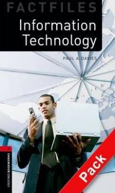BKWM 3rd Edition 3: Information Technology Factfile with Audio CD (книга та аудіо) - фото книги