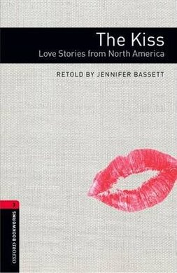BKWM 3rd Edition 3: Kiss - Love Stories from North America with Audio CD (книга та аудіо) - фото книги