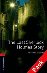 BKWM 3rd Edition 3: Last Sherlock Holmes Story with Audio CD (книга та аудіо) - фото обкладинки книги