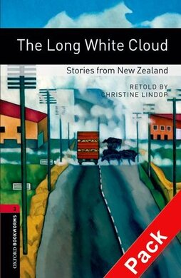 BKWM 3rd Edition 3: Long White Cloud - Stories from New Zealand with Audio CD - фото книги