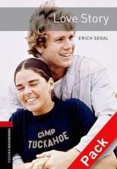 BKWM 3rd Edition 3: Love Story with Audio CD (книга та аудіо) - фото обкладинки книги