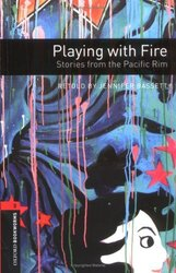 BKWM 3rd Edition 3: Playing with Fire - Stories from the Pacific Rim with Audio CD (книга та аудіо) - фото обкладинки книги