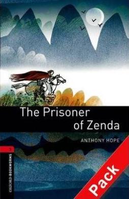 BKWM 3rd Edition 3: Prisoner of Zenda with Audio CD (книга та аудіо) - фото книги