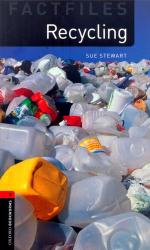 BKWM 3rd Edition 3: Recycling Factfile - фото обкладинки книги