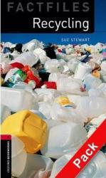 BKWM 3rd Edition 3: Recycling Factfile (книга та аудіо) - фото обкладинки книги