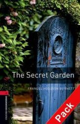 BKWM 3rd Edition 3: Secret Garden with Audio CD (книга та аудіо) - фото обкладинки книги