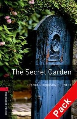 BKWM 3rd Edition 3: Secret Garden with Audio CD (книга та аудіо) - фото книги