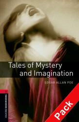 BKWM 3rd Edition 3: Tales of Mystery and Imagination with Audio CD (книга та аудіо) - фото обкладинки книги