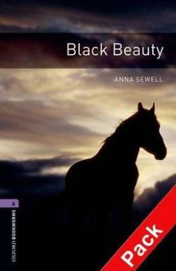 BKWM 3rd Edition 4: Black Beauty (книга та аудіо) - фото книги