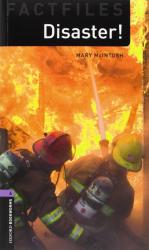 BKWM 3rd Edition 4: Disaster Factfile - фото обкладинки книги