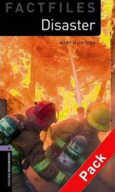 BKWM 3rd Edition 4: Disaster Factfile (книга та аудіо) - фото книги