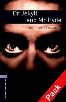 BKWM 3rd Edition 4: Dr Jekyll and Mr Hyde with Audio CD (книга та аудіо) - фото книги