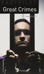 BKWM 3rd Edition 4: Great Crimes Factfile - фото обкладинки книги