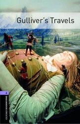BKWM 3rd Edition 4: Gulliver's Travels with Audio CD - фото обкладинки книги