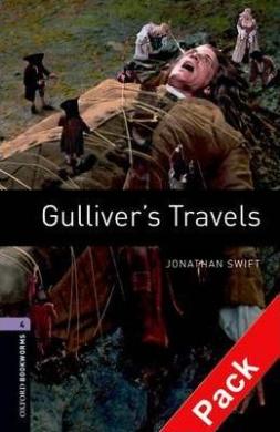 BKWM 3rd Edition 4: Gulliver's Travels with Audio CD (книга та аудiо) - фото книги