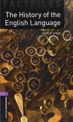 BKWM 3rd Edition 4: History of the English Language Factfile - фото обкладинки книги