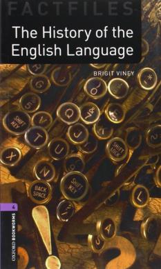 BKWM 3rd Edition 4: History of the English Language Factfile - фото книги