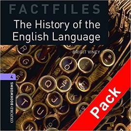 BKWM 3rd Edition 4: History of the English Language Factfile (книга та аудiо) - фото книги