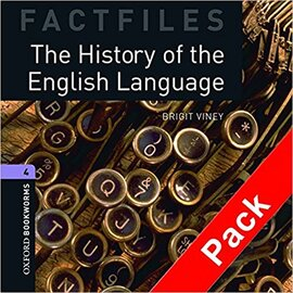 BKWM 3rd Edition 4: History of the English Language Factfile (книга та аудiо) - фото книги
