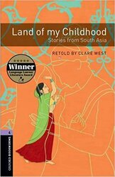 BKWM 3rd Edition 4: Land of My Childhood - Stories from South Asia - фото обкладинки книги