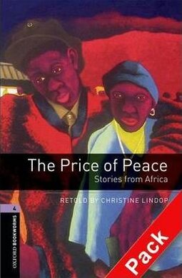 BKWM 3rd Edition 4: Price of Peace - Stories from Africa with Audio CD - фото книги