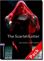 BKWM 3rd Edition 4: Scarlet Letter with Audio CD (книга та аудiо) - фото обкладинки книги