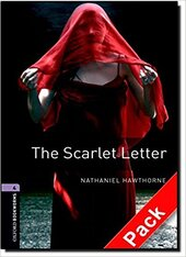 BKWM 3rd Edition 4: Scarlet Letter with Audio CD (книга та аудiо) - фото обкладинки книги