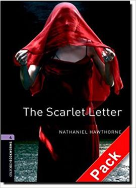 BKWM 3rd Edition 4: Scarlet Letter with Audio CD (книга та аудiо) - фото книги