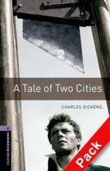 BKWM 3rd Edition 4: Tale of Two Cities with Audio CD (книга та аудiо) - фото обкладинки книги