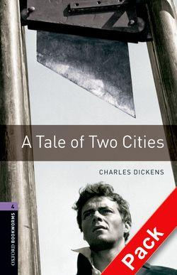 BKWM 3rd Edition 4: Tale of Two Cities with Audio CD (книга та аудiо) - фото книги
