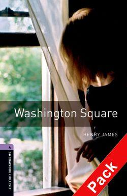BKWM 3rd Edition 4: Washington Square with Audio CD (книга  та аудiо) - фото книги