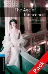 BKWM 3rd Edition 5: Age of Innocence with Audio CD (книга та аудiо) - фото обкладинки книги