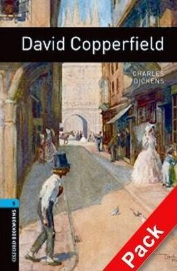 BKWM 3rd Edition 5: David Copperfield with Audio CD (книга та аудiо) - фото книги