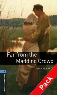BKWM 3rd Edition 5: Far from the Madding Crowd (книга та аудiо) - фото книги