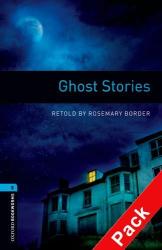 BKWM 3rd Edition 5: Ghost Stories with Audio CD (книга та аудiо) - фото обкладинки книги