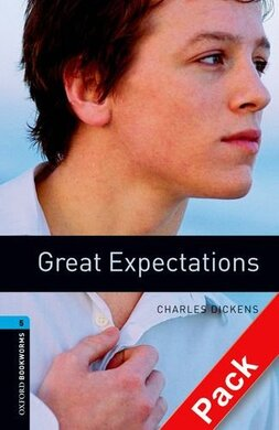 BKWM 3rd Edition 5: Great Expectations with Audio CD (книга та аудiо) - фото книги