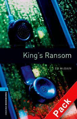 BKWM 3rd Edition 5: King's Ransom (книга та аудiо) - фото книги