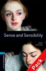 BKWM 3rd Edition 5: Sense and Sensibility with Audio CD (книга та аудiо) - фото обкладинки книги