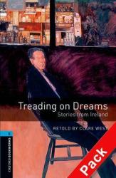 BKWM 3rd Edition 5: Treading on Dreams - Stories from Ireland with Audio CD (книга та аудiо) - фото обкладинки книги