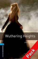 BKWM 3rd Edition 5: Wuthering Heights (книга та аудiо) - фото обкладинки книги