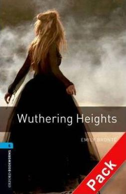 BKWM 3rd Edition 5: Wuthering Heights (книга та аудiо) - фото книги
