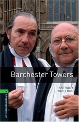 BKWM 3rd Edition 6: Barchester Towers - фото обкладинки книги