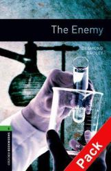BKWM 3rd Edition 6: Enemy with Audio CD (книга та аудiо) - фото обкладинки книги