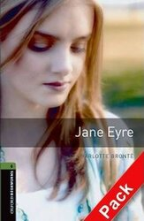 BKWM 3rd Edition 6: Jane Eyre with Audio CD (книга та аудiо) - фото обкладинки книги