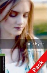 BKWM 3rd Edition 6: Jane Eyre with Audio CD (книга та аудiо) - фото обкладинки книги