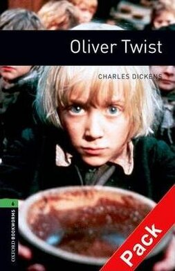 BKWM 3rd Edition 6: Oliver Twist with Audio CD (книга та аудiо) - фото книги